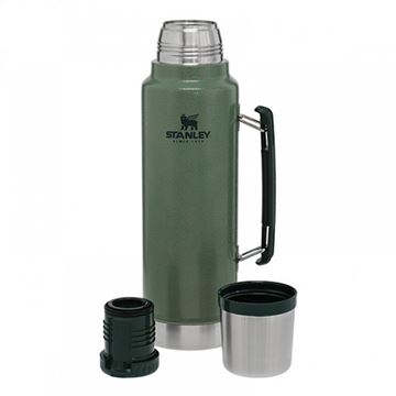 Picture of Classic Bottle 1 Litre Green