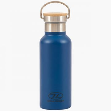 Picture of Campsite Bottle Blue 500ml