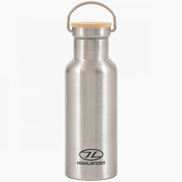 Picture of Campsite Bottle Silver 500ml