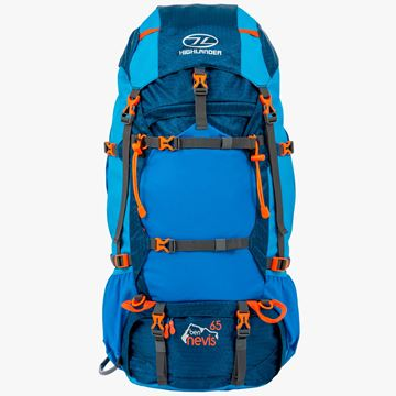 Picture of Ben Nevis 65 Litres Rucksack Blue