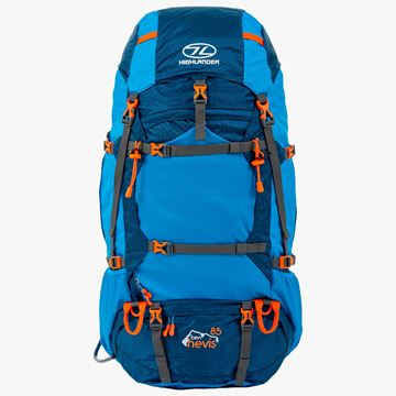 Picture of Ben Nevis 85 Litres Rucksack Blue