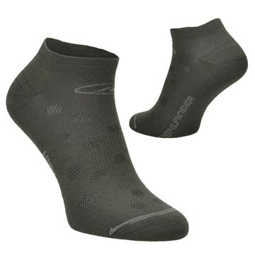 Picture of Coolmax Ankle Liner Sock Charcoal