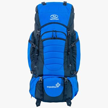 Picture of Expedition Rucksack 65 Litres Blue