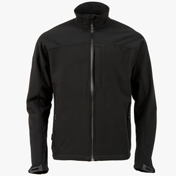 Picture of Odin Soft Shell Jacket Black