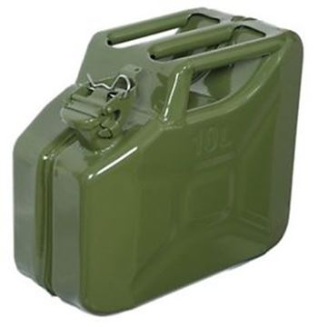 Picture of Fuel Steel Jerry Can 10 Litres