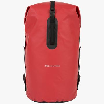 Picture of Troon Drybag Duffle 70 Litres Red
