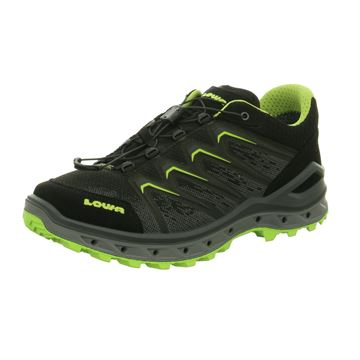 Picture of Aerox Goretex Low Black/Lime