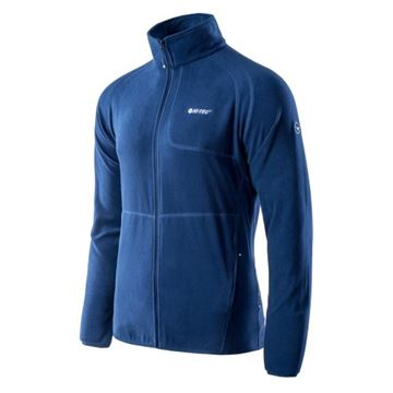 Picture of Camolin Fleece Jacket Estate Blue