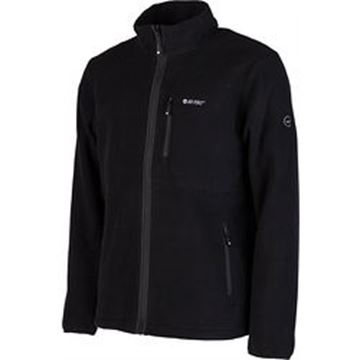 Picture of Camolin Fleece Jacket Black