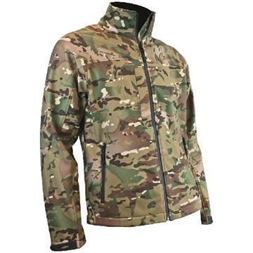 Picture of Odin Soft Shell Jacket Multicam