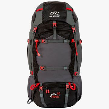 Picture of Ben Nevis 85 Litres Rucksack Black