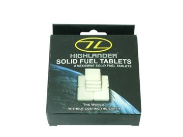 Picture of Solid Fuel Tablets