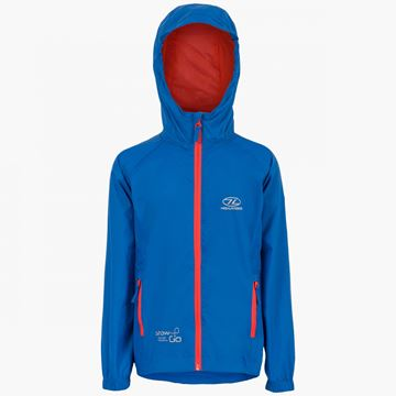 Picture of Stow & Go Jacket Blue