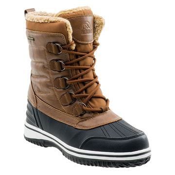 Picture of Hallis Snow Boots Brown/Black