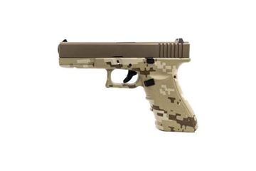 Picture of EU 17 Digital Desert Tan Airsoft Gun