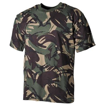 Picture of US DPM Camo Print T-Shirt
