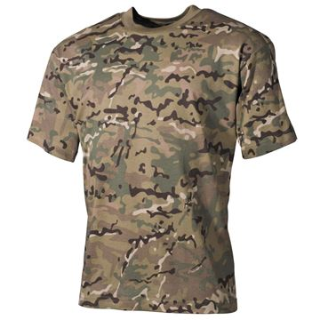 Picture of US Operational Camo Print T-Shirt