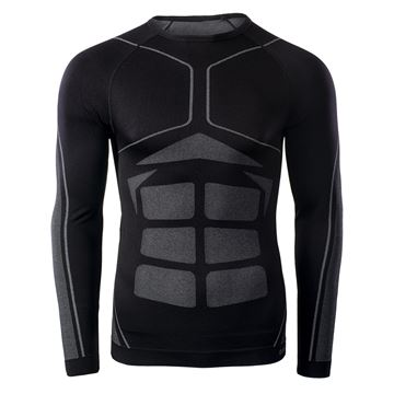 Picture of Buraz Thermoactive Top Black/Grey