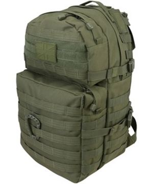 Picture of Medium Assault Pack Olive 40 Litres Olive