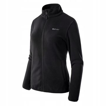 Picture of Lady Zoe Fleece Jacket Black