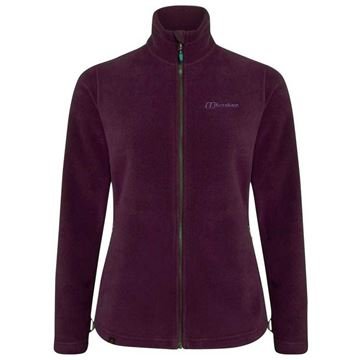 Picture of Prism Micro Fleece Jacket Purple