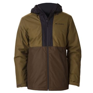 Picture of Timberturner Jacket Olive/Brown