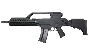 Picture of S&T G316K Keymod E.B.B. Rifle Black
