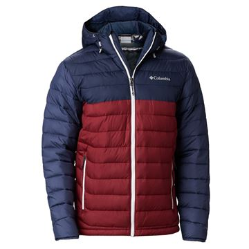 Picture of Powder Lite Jacket Red/Blue