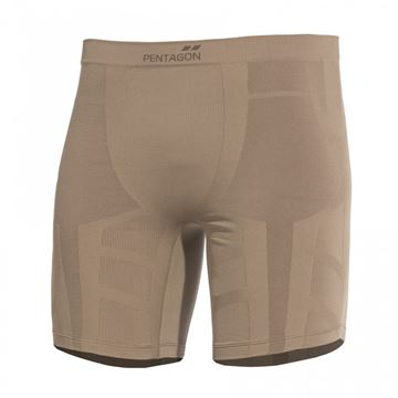 Picture of Plexis Activity Shorts Coyote