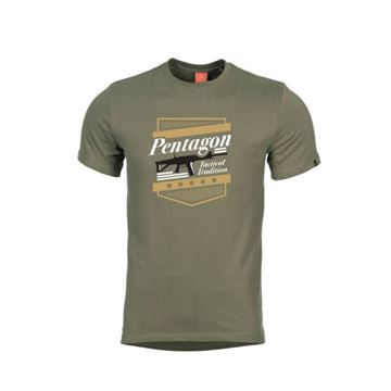 Picture of Ageron T-Shirt ACR Olive