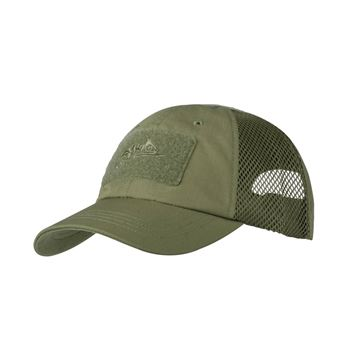 Picture of Baseball Vent Cap Olive Green