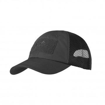 Picture of Baseball Vent Cap Black