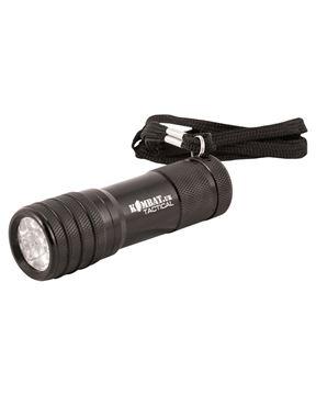 Picture of 9 LED Tactical Torch