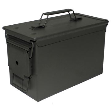 Picture of US Ammo Box Cal 50