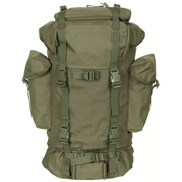 Picture of Combat Backpack 65 Liters Olive Green