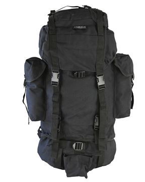 Picture of Cadet Rucksack 60 Litres Black