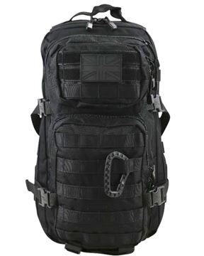 Picture of Small Assault Pack 28 Litres Black